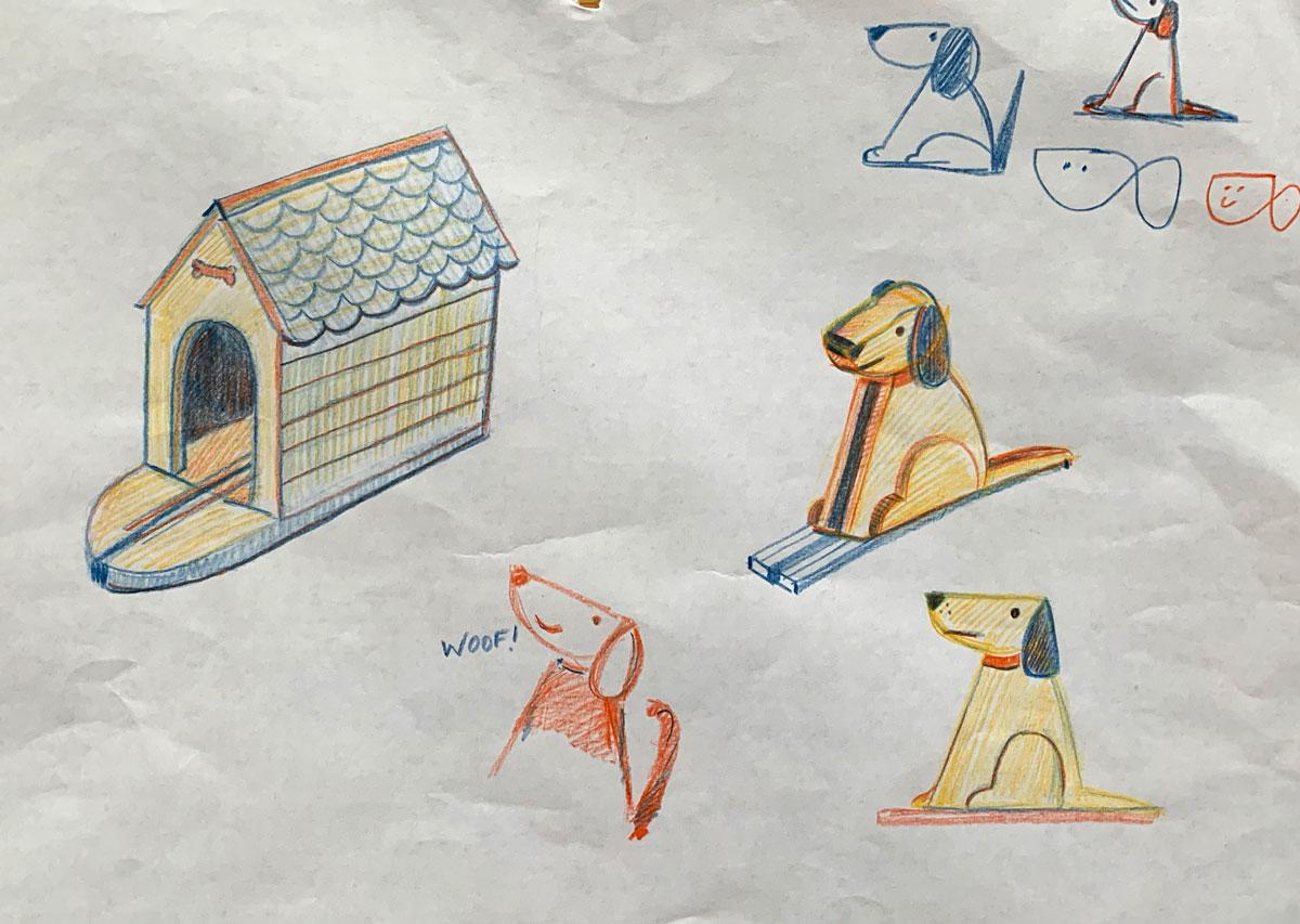 hattie-sketch-doghouse