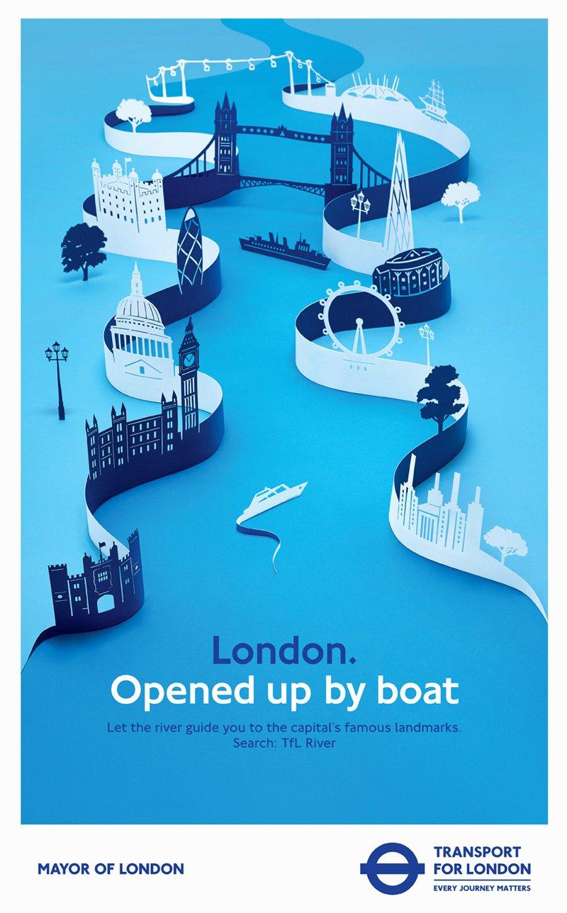 Hattie Newman Transport for London