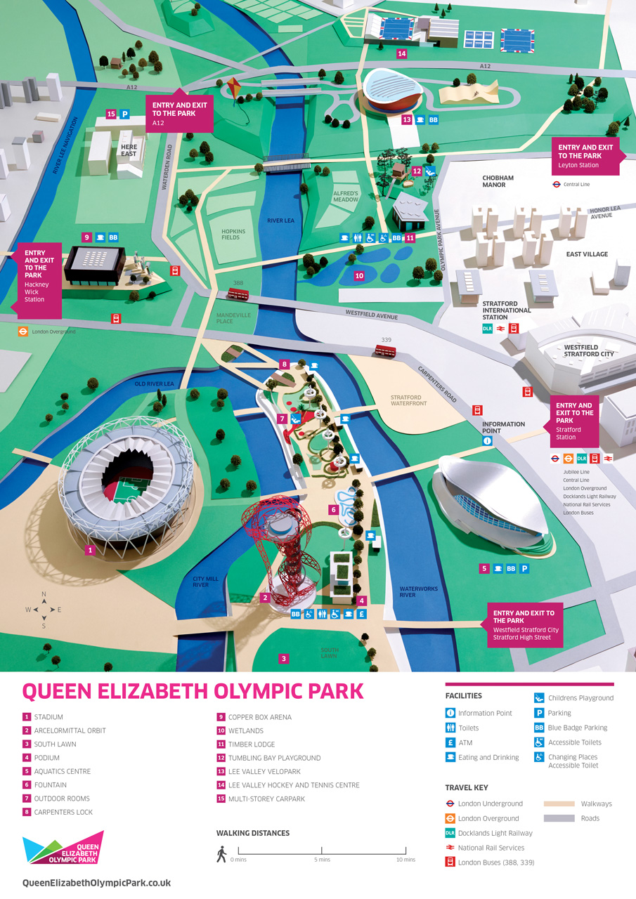 hattie newman olympic park map