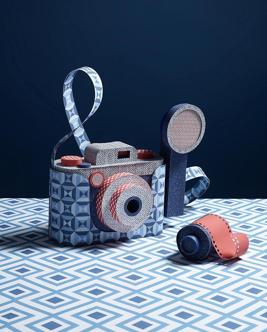 Hattie Newman camera